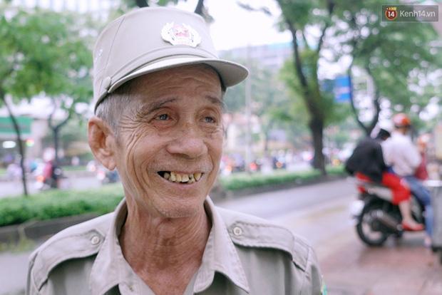 Chuyện chưa kể về bác bảo vệ mà học sinh chuyên Lê Hồng Phong cúi đầu chào mỗi ngày-1