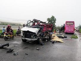 Tai nạn thảm khốc 6 người chết ở Tây Ninh: Chuyến hành hương cuối cùng