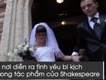 Kết hôn ở ban công của nàng Juliet