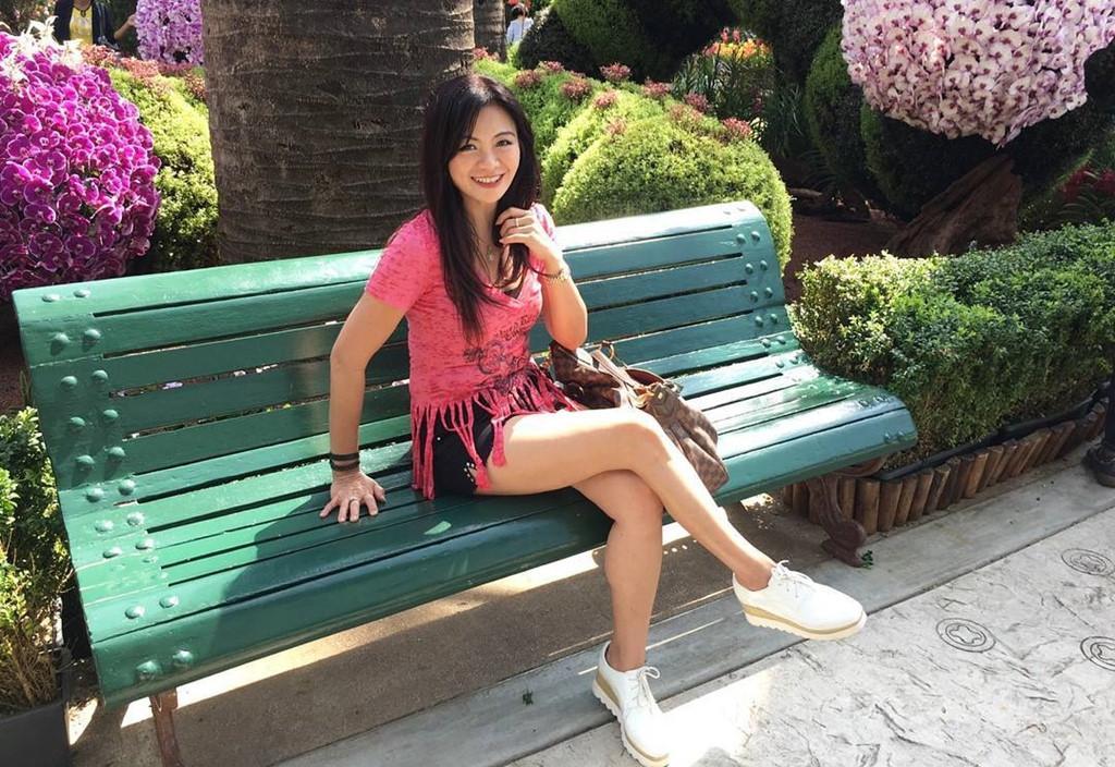Bà mẹ U50 gây sốt khi sở hữu ngoại hình như gái còn son-6