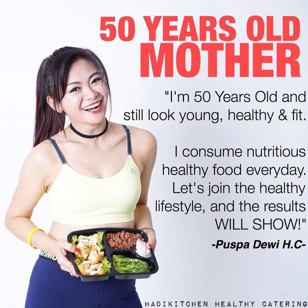 Bà mẹ U50 gây sốt khi sở hữu ngoại hình như gái còn son-4