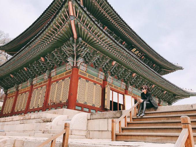 Theo chân sao Việt, phá đảo Seoul ngay lần đầu ghé thăm-1