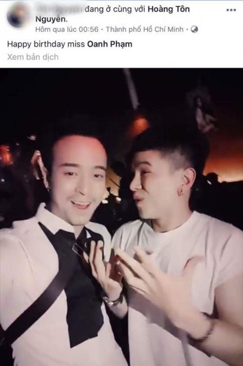 Lộ ảnh nam ca sĩ Hoàng Tôn say xỉn, ôm ấp gái lạ trong đồn công an?-2