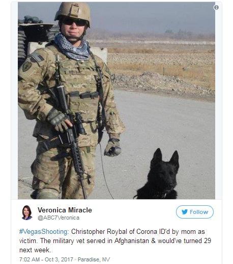 Dòng trạng thái ám ảnh trên Facebook nạn nhân trong vụ xả súng ở Las Vegas-2
