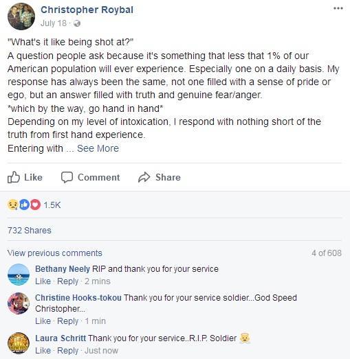 Dòng trạng thái ám ảnh trên Facebook nạn nhân trong vụ xả súng ở Las Vegas-4
