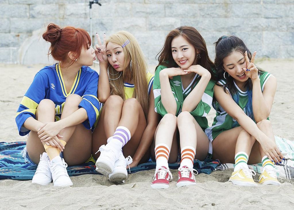 T-ara bất ngờ lọt top nhóm nữ có thành tích nhạc số cao nhất Kpop-2