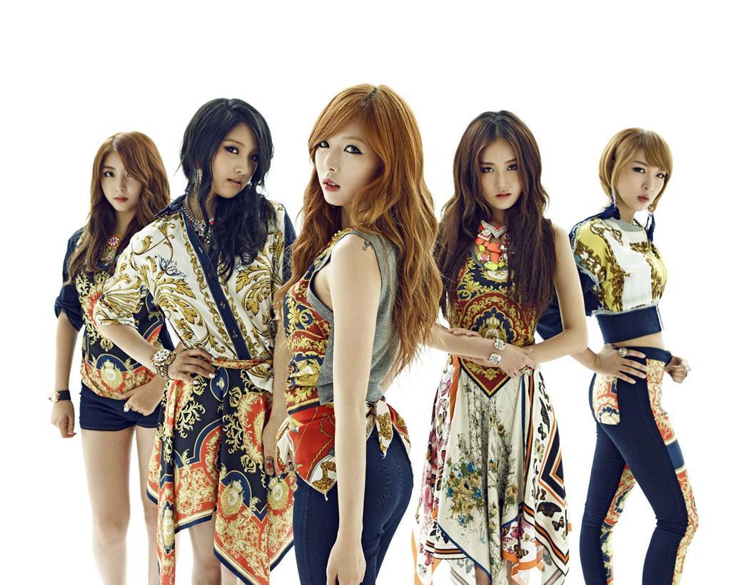 T-ara bất ngờ lọt top nhóm nữ có thành tích nhạc số cao nhất Kpop-9