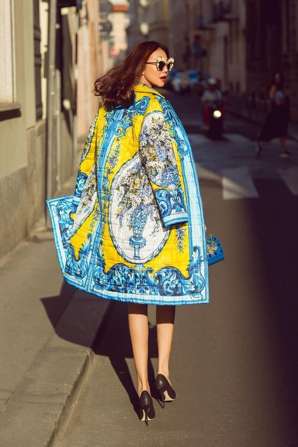 Street style Thanh Hằng vượt mặt nhiều biểu tượng thời trang làng giải trí Việt-1
