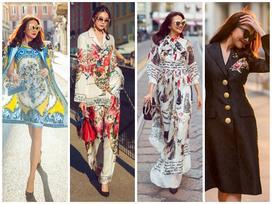 Street style Thanh Hằng vượt mặt nhiều biểu tượng thời trang làng giải trí Việt