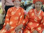 Cháu trai khoe 'đám cưới kim cương' của 'ông bà anh' gần 90 tuổi khiến dân mạng tròn mắt