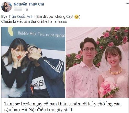 Hot girl - hot boy Việt 4/10: Chi Pu dí dỏm nhắc B Trần Em đi lấy chồng đây-1