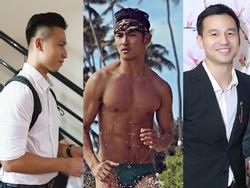 Bạn đời đồng tính đẹp trai như 'nam thần' của sao Việt