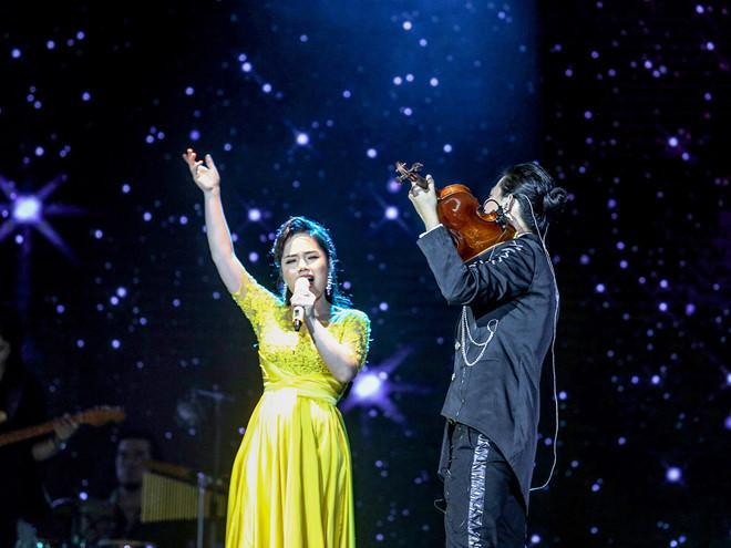 Quái kiệt violin Anh Tú và một đêm kể chuyện tình bằng nhạc Hàn lãng mạn-2