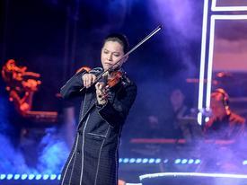 'Quái kiệt violin' Anh Tú và một đêm kể chuyện tình bằng nhạc Hàn lãng mạn