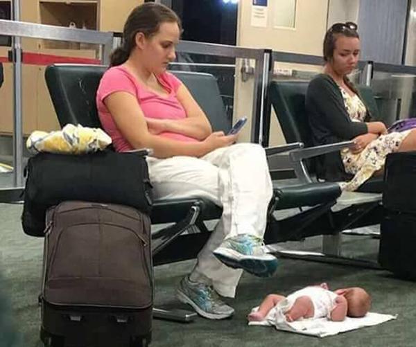 Bà mẹ này đã có cả năm đầy ám ảnh chỉ vì một bức ảnh bị chụp lén đăng trên mạng xã hội-1