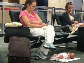 Bà mẹ này đã có cả năm đầy ám ảnh chỉ vì một bức ảnh bị chụp lén đăng trên mạng xã hội
