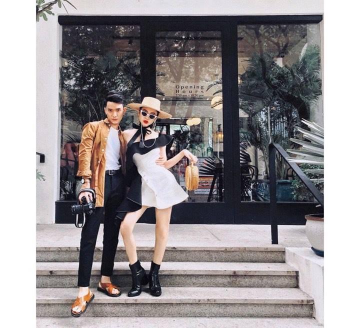 Hồ Ngọc Hà khoe chân dài miên man - Ngọc Trinh diện street style cưa sừng đón trung thu-11
