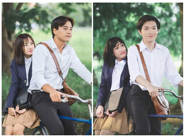 Huỳnh Lập gây bất ngờ vì hóa thân quá giống Hương Tràm trong MV Em gái mưa Parody-3