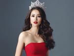 Diện chung thiết kế, Phạm Hương ngời ngời khí chất - Huyền My kém sắc ngày ra trận Miss Grand-10