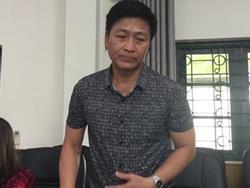 Diễn viên Quốc Tuấn khóc nghẹn trong ngày vui của con