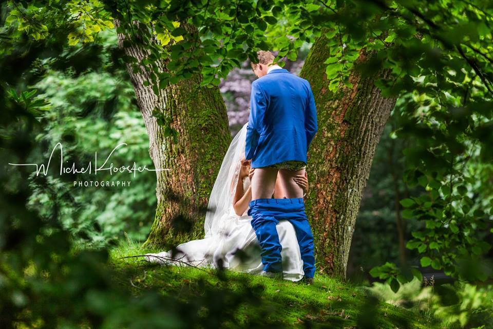 Nghe lời khuyên của mẹ, cặp đôi chụp bộ ảnh cưới sửng sốt làng truyền thông thế giới-1