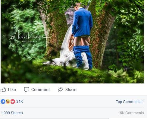Nghe lời khuyên của mẹ, cặp đôi chụp bộ ảnh cưới sửng sốt làng truyền thông thế giới-2