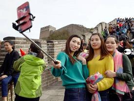 'Rừng người' ở các điểm du lịch Trung Quốc trong kỳ nghỉ 8 ngày