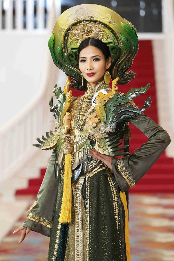 Mai Ngô sẽ lại gây bão tố gì trong tập 2 Tôi là Hoa hậu Hoàn vũ Việt Nam 2017?-8