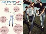 Xuất hiện chiếc quần jeans rách phản cảm trên sàn diễn thời trang-3