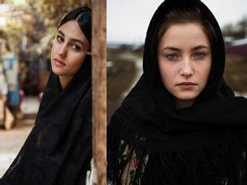 Vẻ đẹp khác lạ của phụ nữ tại 37 quốc gia trên thế giới