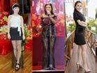 Lê Hà - Hoàng Yến lộ khuyết điểm body mũm mĩm, lọt top sao mặc xấu vì thiếu tinh tế