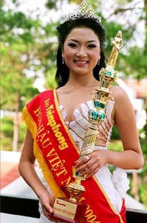 Cuộc sống của nàng hoa hậu mũm mĩm nhất Việt Nam giờ ra sao?-1