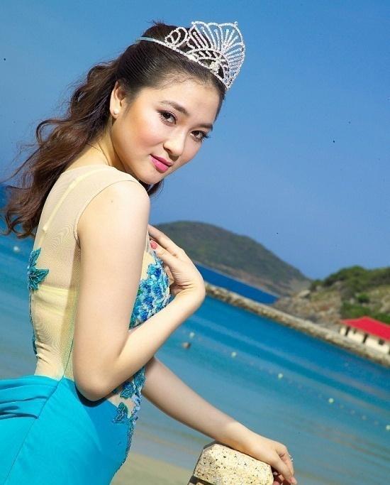 Cuộc sống của nàng hoa hậu mũm mĩm nhất Việt Nam giờ ra sao?-2