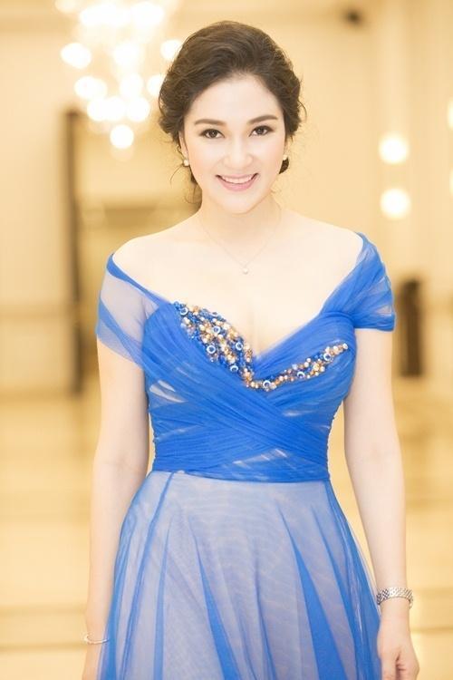 Cuộc sống của nàng hoa hậu mũm mĩm nhất Việt Nam giờ ra sao?-7