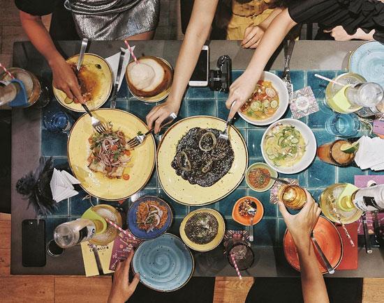 Hot teen Việt  quậy tung thiên đường ẩm thực ở Cocobay-2