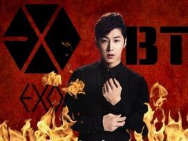 Đây là phản ứng của Yunho (TVXQ) khi vô tình thấy fan so sánh… EXO và BTS