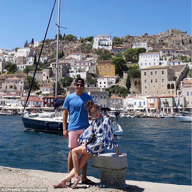 Những chuyến du lịch xa xỉ đáng mơ ước của ái nữ nhà tỷ phú-7