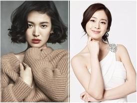Sao Hàn 6/10: Dù đang bầu bì, nhan sắc Kim Tae Hee vẫn vượt mặt Song Hye Kyo
