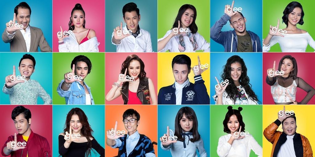 Loạt hit bự của V-pop được làm mới cực kỳ hấp dẫn trong Glee bản Việt-1