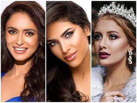 Lộ diện 5 ứng viên sáng nhất 'Miss Grand International 2017' dù cuộc chiến mới chỉ bắt đầu