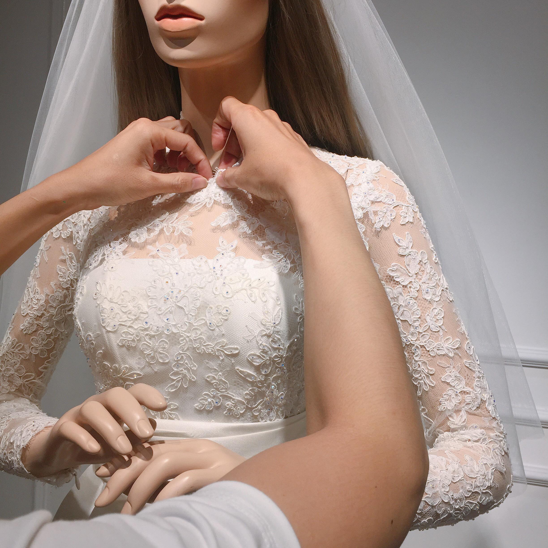 Bí mật chiếc váy cưới biến Đặng Thu Thảo thành nàng công chúa trong ngày cưới-10