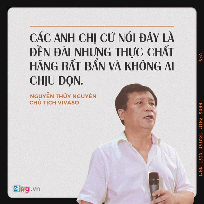 Chấm công lao động nghệ sĩ Hãng phim truyện Việt Nam bằng dấu vân tay-2