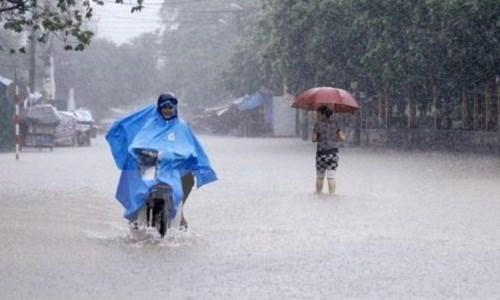 Dự báo thời tiết 7/10: Miền Bắc mưa to 3 ngày liên tiếp-1