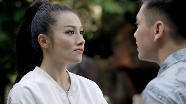 Glee: Angela Phương Trinh thất tình, bị phát hiện mang thai-4