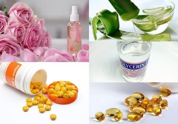 Tự chế serum vitamin C cho da luôn căng mịn, sáng hồng không tỳ vết-1
