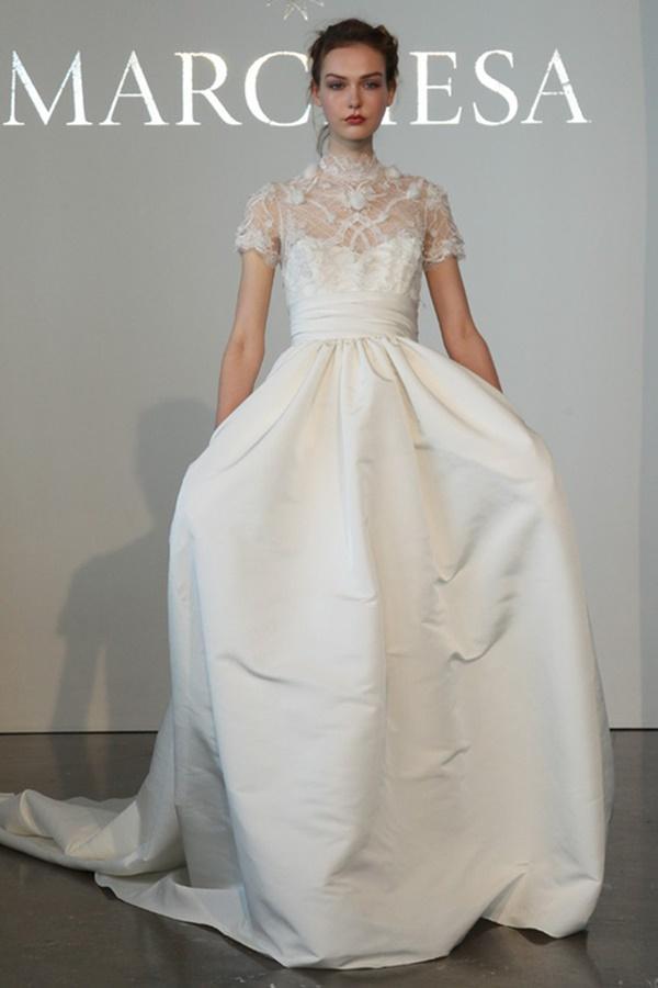 Bạn có nhận ra váy cưới của Hoa hậu Thu Thảo giống váy cưới của Công nương Grace Kelly đến bất ngờ?-13