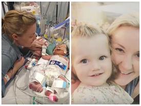 Em bé chào đời lúc 5 tháng khi tim đã ngừng đập, 8 phút sau ai cũng choáng vì điều kỳ diệu