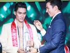 Người mẫu Lương Gia Huy đăng quang Nam vương Đại sứ Hoàn vũ 2017