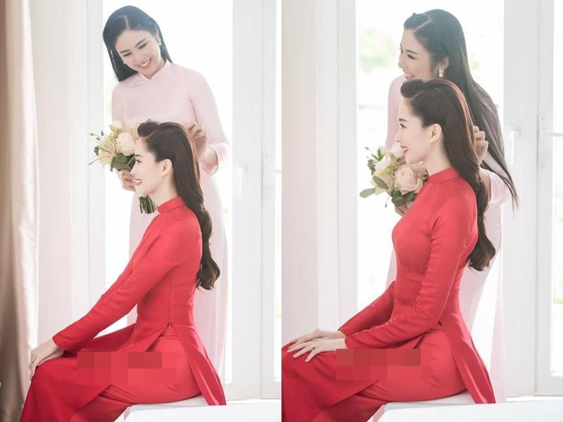 Tin sao Việt 7/10: Ngọc Hân vui mừng khi hoa hậu Thu Thảo tìm được bờ vai xứng đáng-2