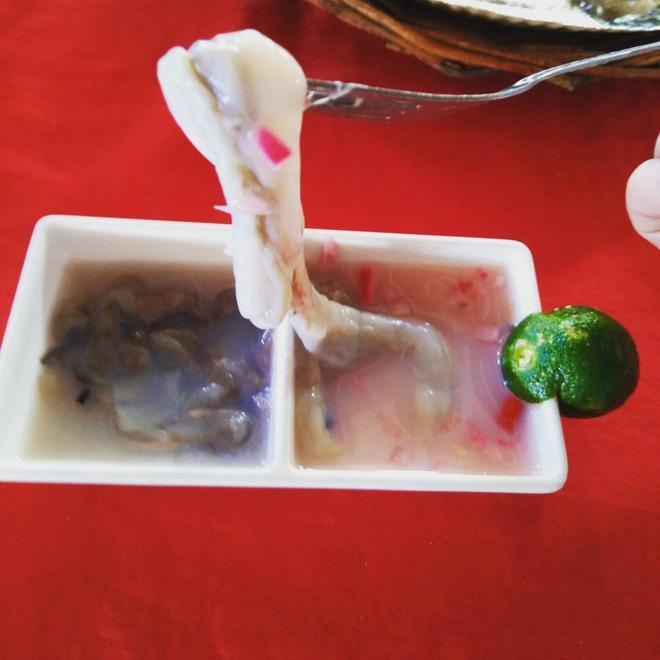 4 món đặc sản châu Á phải ăn sống, nuốt tươi, Việt Nam cũng góp mặt 1 món-3